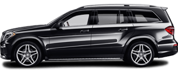 Rent Mercedes GL in Europe