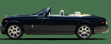Alquiler de Rolls Royce Drophead en Europa