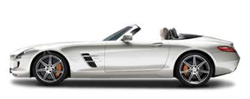 Rent Mercedes SLS in Europe