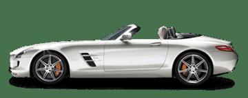 Alquiler de Mercedes SLS en Europa