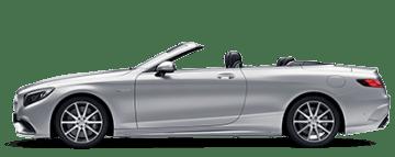 Alquiler de Mercedes S63 Cabrio en Europa