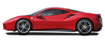 Rent Ferrari 488 Spider in Europe