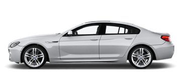 Rent BMW 6 Gran Coupe in Europe