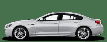 Aluguel BMW 6 Gran Coupe na Europa