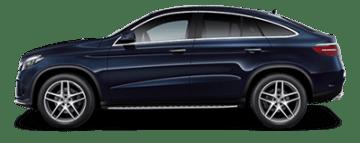 Арендовать Mercedes GLC Coupe в Европе