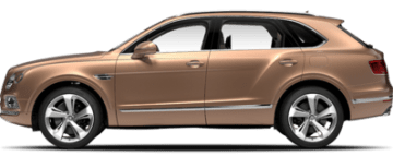 Rent Bentley Bentayga in Europe