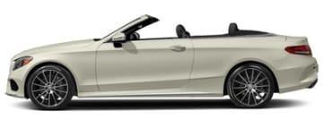 Aluguel Mercedes C63 Cabrio AMG na Europa