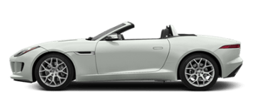Aluguel Jaguar F-Type Cabrio R na Europa