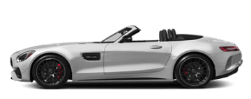 Rent Mercedes AMG GT Roadster  in Europe