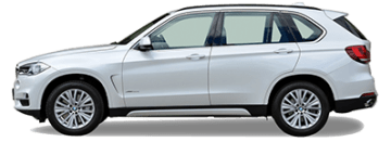 Rent BMW X5 50d White in Europe