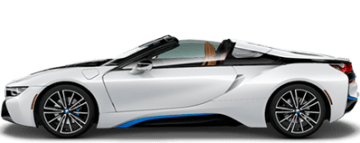 Rent BMW i8 Cabrio in Europe