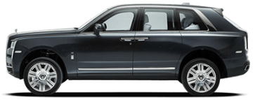 Rent Rolls-Royce Cullinan in Europe