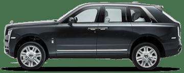 Aluguel Rolls-Royce Cullinan na Europa