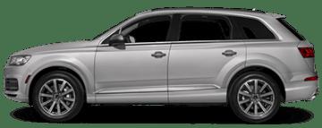 Rent Audi Q7 in Europe