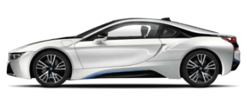 Rent BMW i8 in Europe