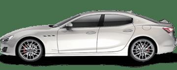 Aluguel Maserati Ghibli na Europa