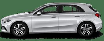 Aluguel Mercedes Class A 45 AMG na Europa
