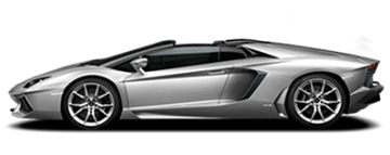 Rent Lamborghini Aventador Spyder in Europe