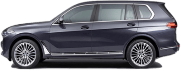 Rent BMW X7 in Europe