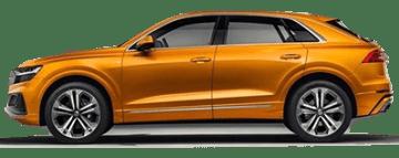 Rent Audi Q4 in Europe