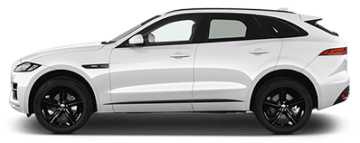 Rent Jaguar F-Pace in Europe