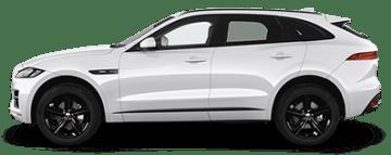 Aluguel Jaguar F-Pace na Europa
