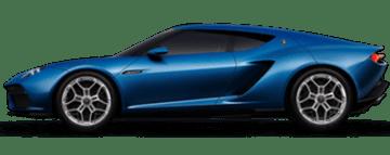 Alquiler de Lamborghini Asterion en Europa
