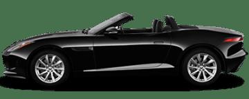 Rent Jaguar F-Type Cabrio in Europe