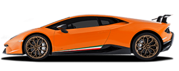 Rent Lamborghini Huracan Performante in Europe