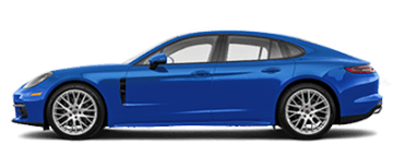 Aluguel Porsche Panamera Turbo S na Europa