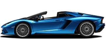Rent Lamborghini Aventador Roadster S in Europe