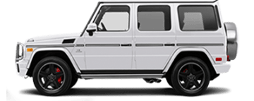 Rent Mercedes G63 AMG in Europe