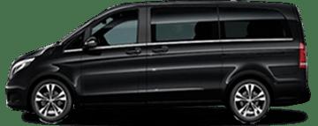 Арендовать Mercedes V Class в Европе