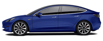 Rent Tesla Model 3 in Europe