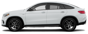 Rent Mercedes GLE Coupe in Europe