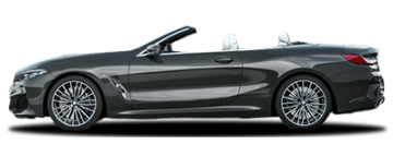 Rent BMW 8 Cabrio in Europe