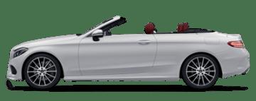 Арендовать Mercedes Class C Cabrio в Европе