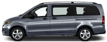Rent Mercedes Vito in Europe