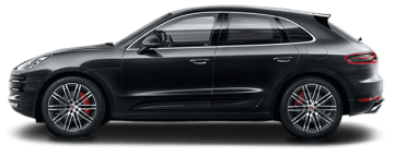 Rent Porsche Macan S in Europe