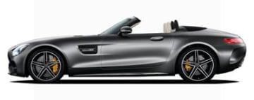 Арендовать Mercedes AMG GT Roadster  в Европе