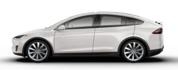 Rent Tesla Model X 90D in Europe
