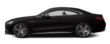 Rent Mercedes S63 AMG Coupe in Europe