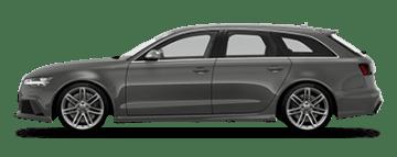 Alquiler de Audi RS6 Performance en Europa