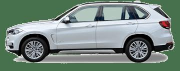 Арендовать BMW X5 50d White в Европе