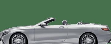 Арендовать Mercedes S500 Cabrio в Европе
