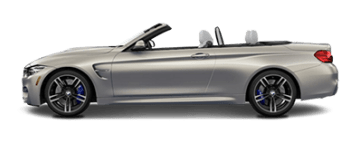 Rent BMW M4 Convertible in Europe