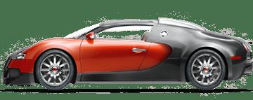Арендовать Bugatti Veyron в Европе