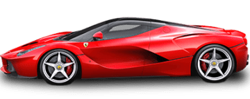 Rent Ferrari LaFerrari in Europe