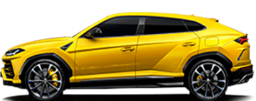 Rent Lamborghini Urus in Europe