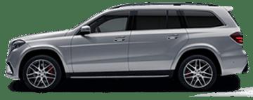 Арендовать Mercedes GLS в Европе